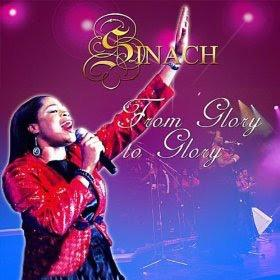 Sinach from glory to glory
