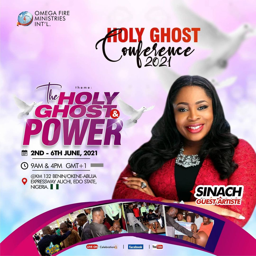 Holy Ghost Conference 2021
